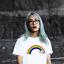 "miniatura 3 - Camiseta ""Arcoíris"" It Gets Better"