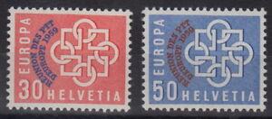 CEPT-MTL-Mi-681-682-Schweiz-PTT-Satz-postfrisch-ansehen-MW-40-JKC-23-1