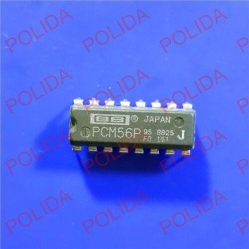 1PCS Audio D//A Converter IC BB//TI DIP-16 PCM56P-J PCM56P J PCM56PJ PCM56P-JG4