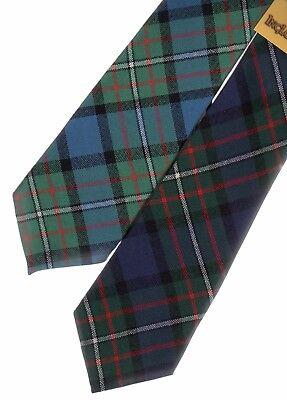 Mens Clan Tie Made in Scotland Weir Ancient Tartan