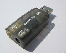 NEW Virtual 5.1 USB Sound Card External