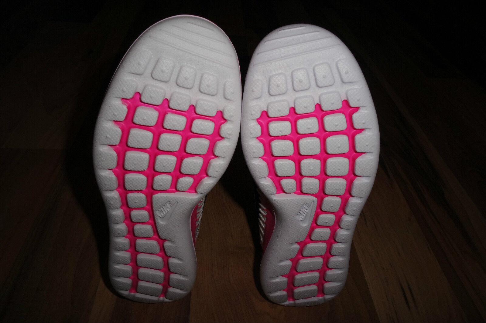 Nike roshe entrenamiento para mujer 844620 600 entrenamiento roshe dos Flyknit GS rosado 5Y UE 37.5, 5.5Y EU 38 daf939