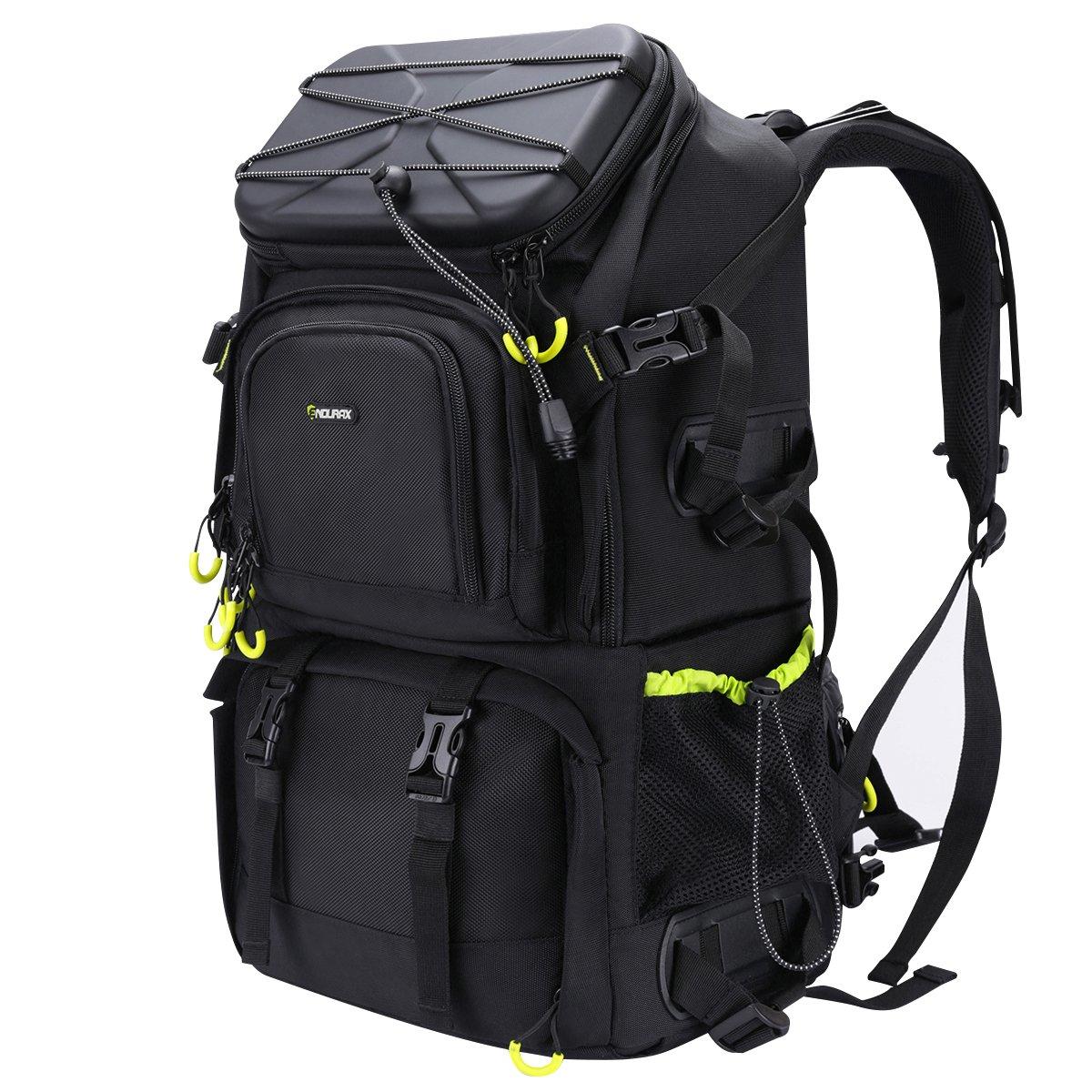 Endurax Extra Grande Cámara DSLR//SLR morral Para Exterior Excursionismo Trekking con 15
