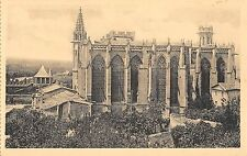 BR72989 l eglise saint nazaire partie gotique  cite de carcassonne  france