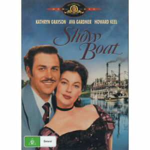 Show-Boat-ShowBoat-DVD-New-and-Sealed-Australian-Release
