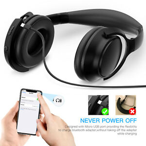 Wireless-Adapter-for-SoundTrue-Bluetooth-4-1-Receiver-Handsfree-for-HeadPhone-II