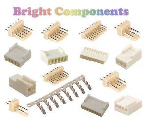 2-54mm-0-1-034-PCB-Connectors-Molex-KK-Style-Various-Sizes-1st-CLASS-POST