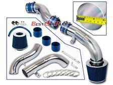 BCP BLUE 03-07 Tiburon V6 2.7L Cold Air Intake Induction Kit + Filter
