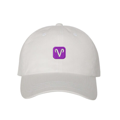 Many Styles Aries Embroidered Dad Hat Baseball Cap