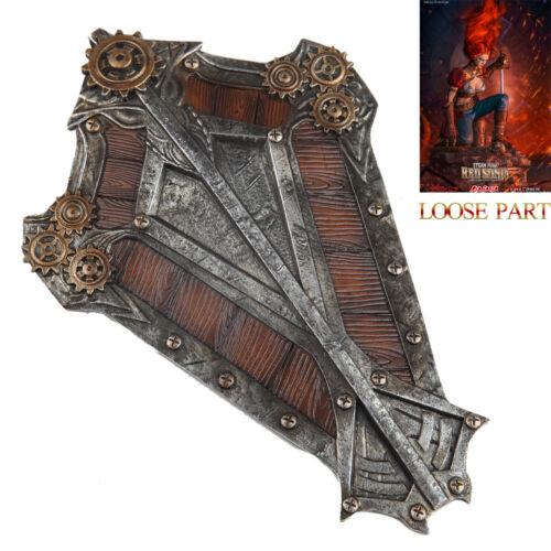 """TBLeague PL2019-140 1//6 Scale Steam Punk Red Sonja 12/"""" Action Figure Shield"""