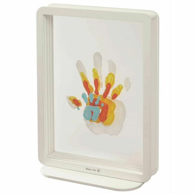 Baby Art My Baby Style Transparent With Paint│gift For Baby Shower Newborn│+0m A Great Variety Of Models Baby