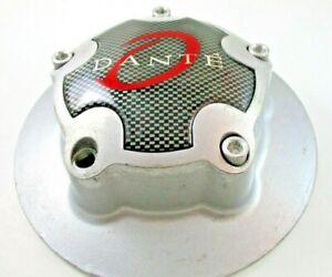 DANTE METAL CUSTOM WHEEL CENTER CAP*  NO ID NUMBER (FOR 1 CAP)