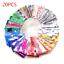 20-Holographic-Nail-Foils-Starry-Sky-Glitter-Foils-Nail-Art-Transfer-Sticker-Set thumbnail 1