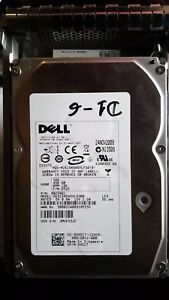 Dell-HITACHI-T857K-450GB-3-5-034-15K-SAS-HDD-Hard-Drive-0T857K-WITH-CADDY