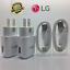 Original-For-LG-V40-ThinQ-Fast-Charging-Rapid-Wall-Charger-Data-USB-Type-C-Cable miniature 4