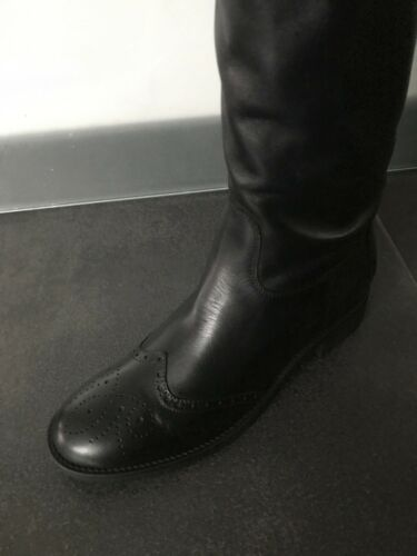 nero Boots 41 pelle in gr Budapest Tamaris nSxPW6BS