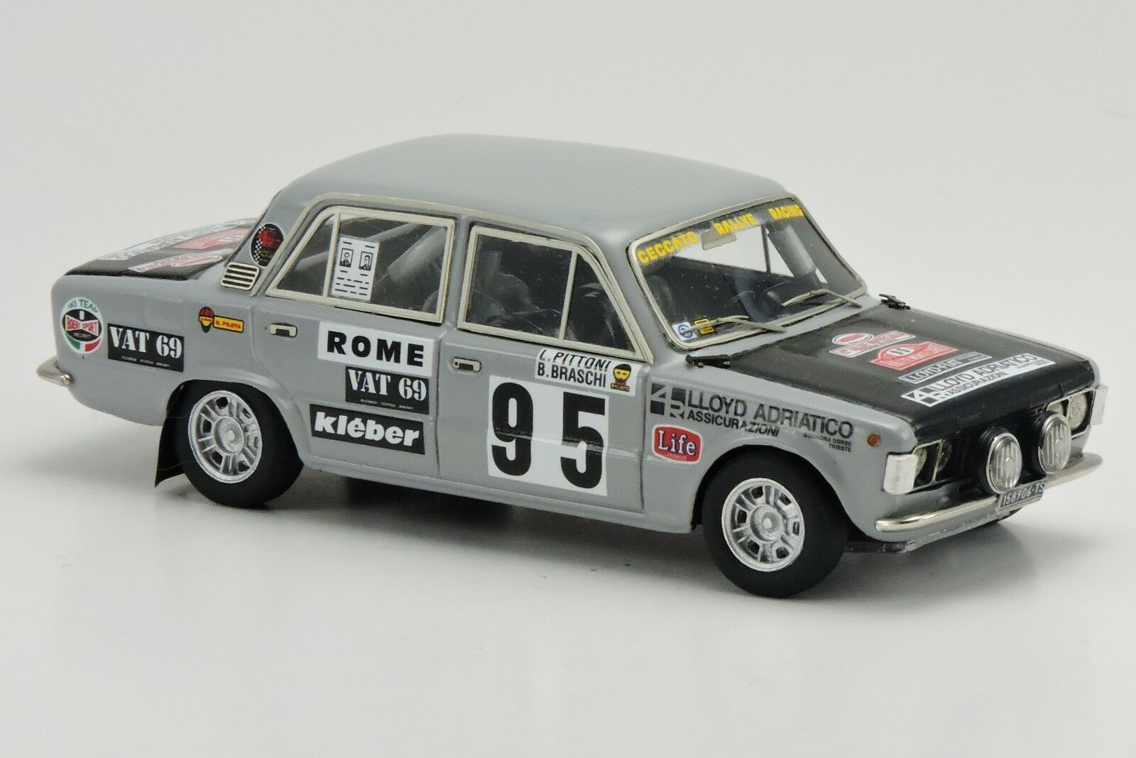 venta kit Fiat 124 ST Gr.1  95 Rally MonteCochelo MonteCochelo MonteCochelo 1973 - Arena Models kit 1 43  Ahorre hasta un 70% de descuento.