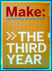 MAKE Magazine: The Third Year: A Four Volume Collection by O'Reilly Media, Inc, USA (Undefined, 2008)