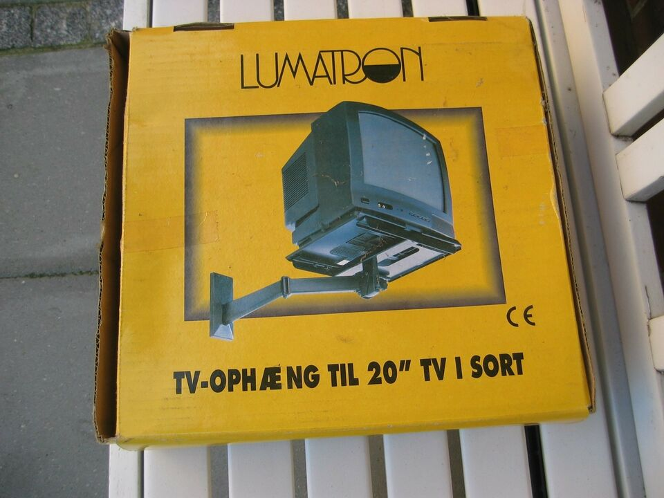 TV ophæng, LUMATRON, Perfekt