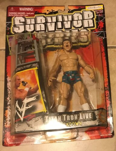 Survivor Series TITAN TRON Live Smackdown Billy Gunn Figure Neuf Scellé WWE WWF