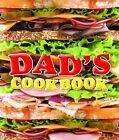 Dad's Cookbook by Bonnier Books Ltd (Paperback, 2010)