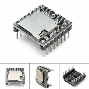 Details about TF Card U Disk Mini YX5200 MP3 Player Audio Voice Module  Arduino DFPlayer Board