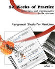 52 Weeks of Practice: A Four Topic a Week Organizing System for the Entire Year by Ariel Ramos (Paperback / softback, 2008)