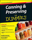 Canning and Preserving For Dummies by Amelia Jeanroy, Karen Ward (Paperback, 2009)