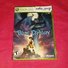 BLUE DRAGON XBOX 360 NEUF VERSION US 100% FRANCAIS A L'ECRAN VOIX JAPONAISES
