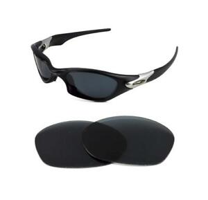 5f2d14a6d2bd3 Image is loading NEW-POLARIZED-REPLACEMENT-BLACK-LENS-FOR-OAKLEY-VINTAGE-