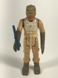 Star-Wars-Vintage-Figure-Bossk-Bounty-Hunter-Complete-w-Rifle-1980-LFL-HK-EX