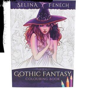 Selina-Fenech-Colouring-Book-Gothic-Fantasy