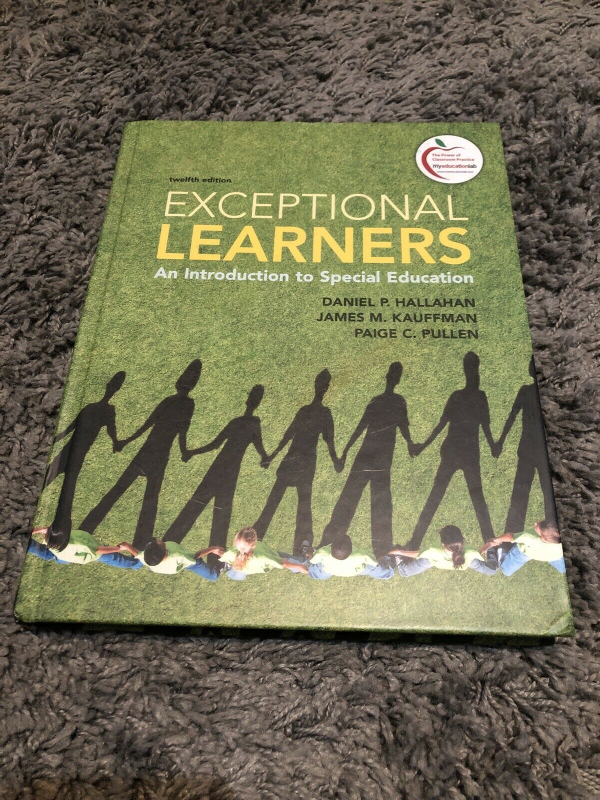 Exceptional Learners : An Introduction to Special Education 5