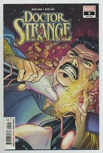 Doctor-Strange-5-Marvel-Comic-1st-Print-2018-unread-NM