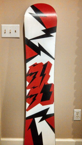 c735bfaabef 5150 Shooter Youth Snowboard
