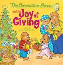 Berenstain Bears/Living Lights: The Berenstain Bears and the Joy of Giving by Jan Berenstain and Mike Berenstain (2010, Paperback)