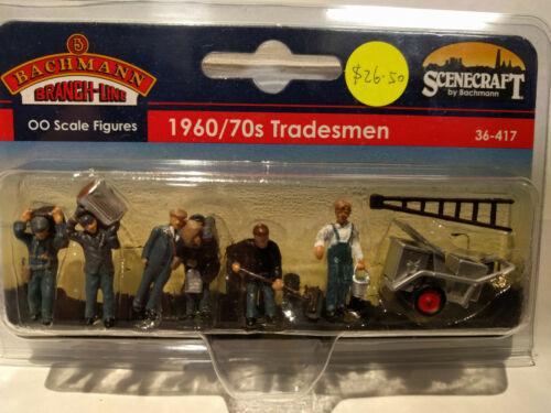 Bachmann Scenecraft 36-417 1960s//70s Tradesmen OO scale