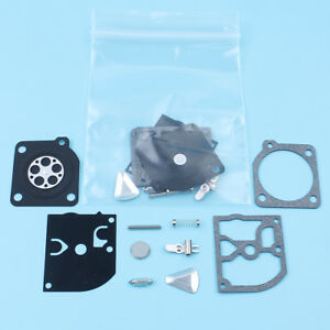 Carburetor Rebuild kit For Jonsered 2041 2045 2050 RS44 chain saw Zama RB-45