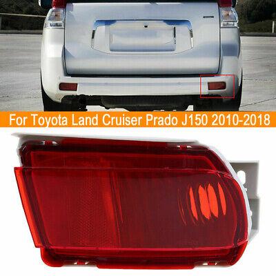 Pair Left/&Right Rear Tail Bumper Fog Light Housing for Toyota Land Cruiser 02-09