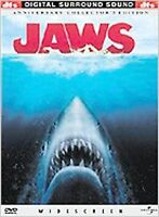 JAWS (DVD, 2000, Anniversary Collectors Edition DTS Surround 5.1)