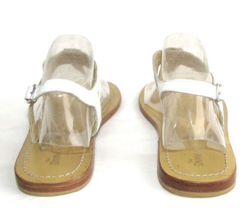 Divine Leather Factory The Infradito Sandali Mint White All 42 FwRfq6n1