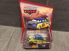 DISNEY PIXAR CARS - TOM PISTON CUP RACE OFFICIAL - NEW / RARE WOC PACK
