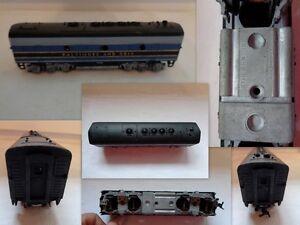 Ho 1/87 Wagon Baltimore et Ohio Marque Athearn