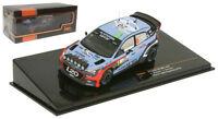 Ixo Ram624 Hyundai I20 Wrc 20 Winner Argentina 2016 - Hayden Paddon 1/43 Scale
