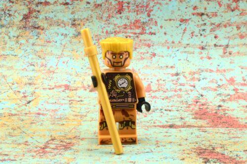 Lego Mini Figure Ninjago Echo Zane from Set 70594