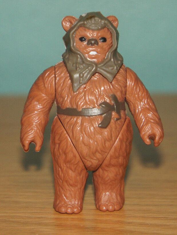 1985 Star Wars ROMBA Ewok Action Figure
