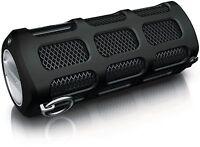 Philips ShoqBox SB7200 Bluetooth Wireless Speaker Black Brand New