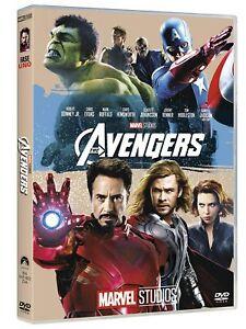 The-Avengers-Marvel-10-Anniversario-Dvd-Nuovo-Sigillato