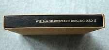 TRAGEDY KING RICHARD II Composing Room WILLIAM SHAKESPEARE Haberman SELTZER