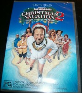 Christmas Vacation 2.Details About National Lampoon S Christmas Vacation 2 Randy Quaid Aust Region 4 Dvd New